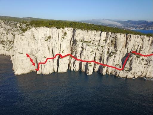 traversée sans retour à Castelvieil