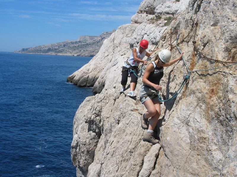 Tour du bec de sormiou Calanques Marseille